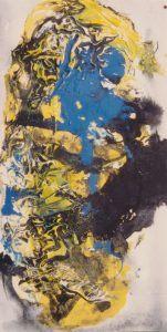 18x39 Acrylic on Canvas (1994)